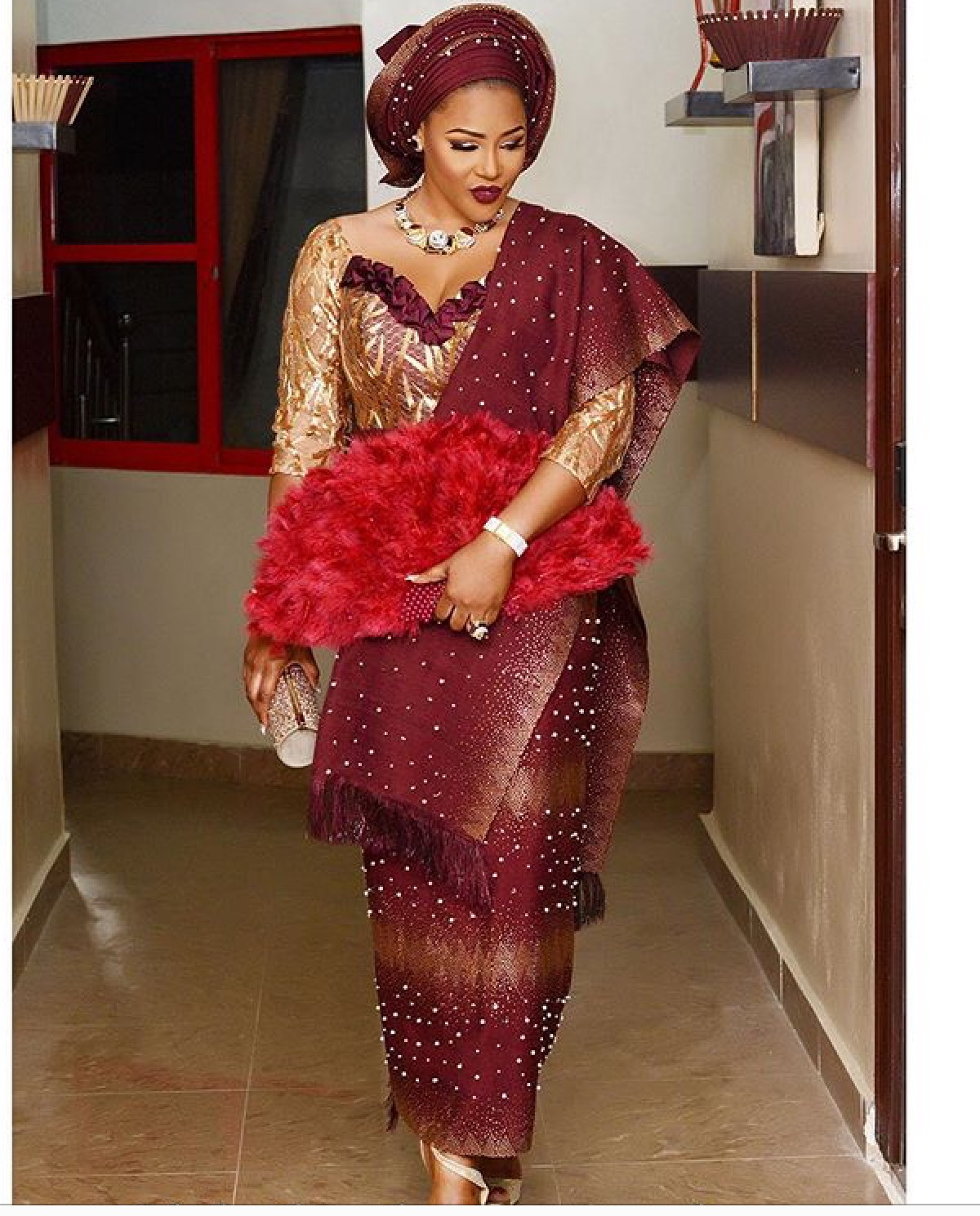 Check Out Stunning Bride in Varied And Beautifully