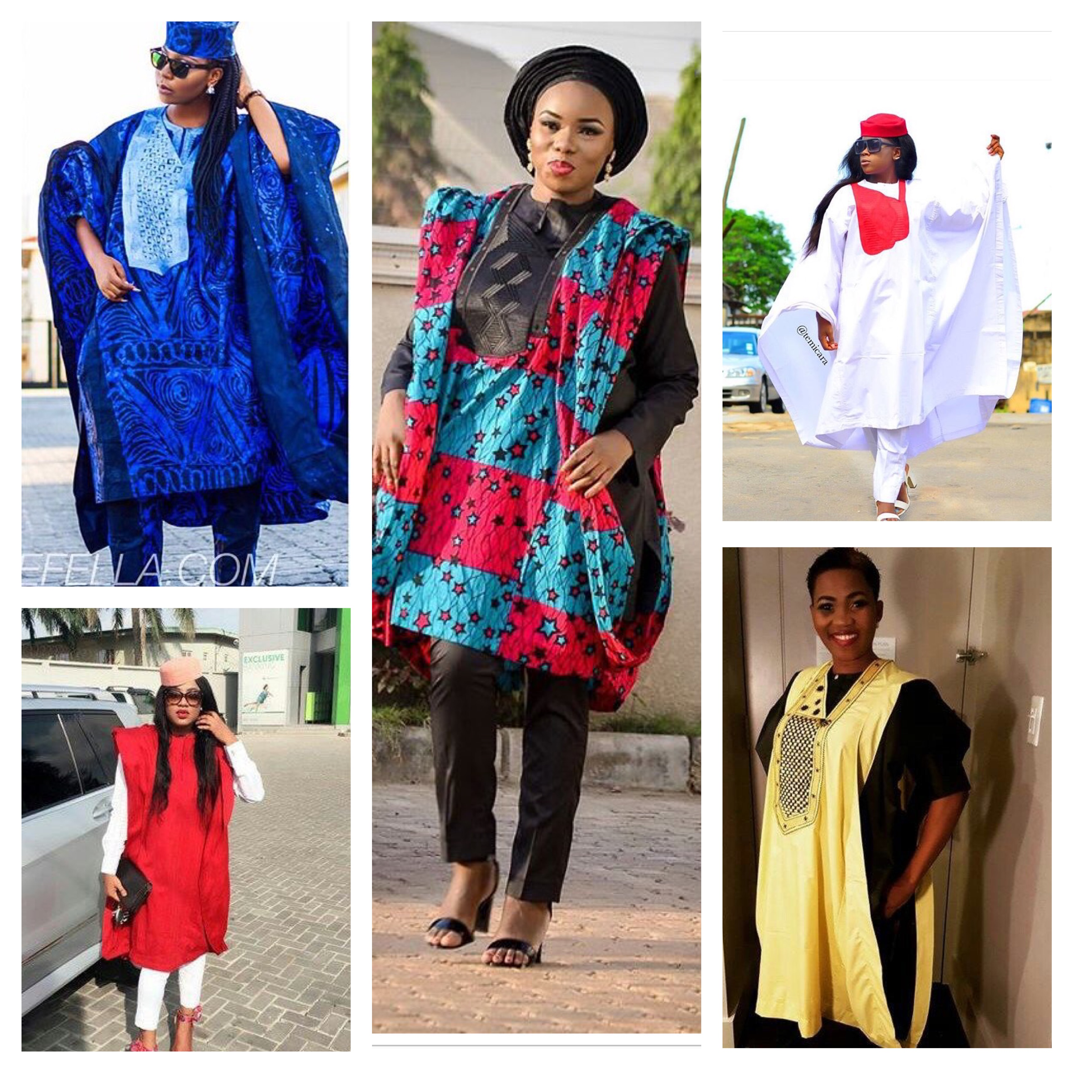 Unique Agbada Styles For Women Ankara Collections Brings The Latest High Street Fashion Online