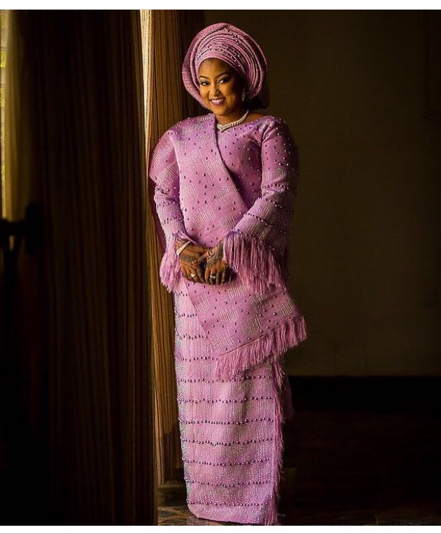 16 Latest Aso-Oke Colour Combinations and Designs For the