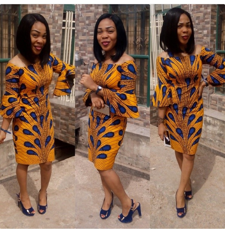 Step Up Your Style Game Elegant Trendy Timeless Ankara Styles Ankara Collections Brings