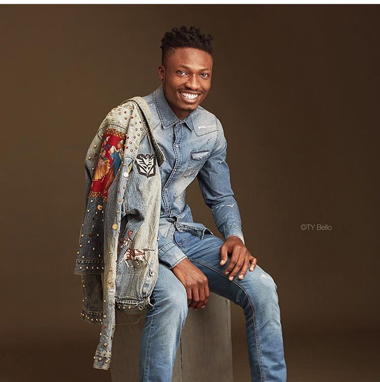 Bbnaija S Efe Covers Thisday Style Magazine S Latest Issue Ankara Collections Brings The