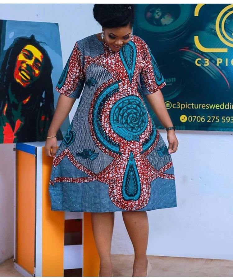 Top 30 Unique Ankara Styles In Vogue Ankara Collections Brings The Latest High Street Fashion