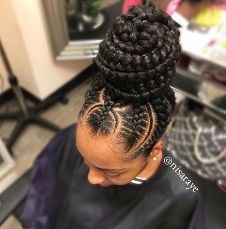 20 Cornrow Hairstyles For Different Occasions Get Your